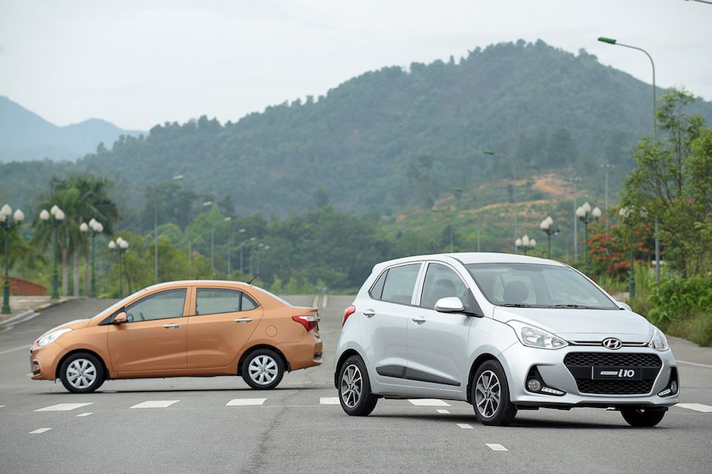 Nên mua Hyundai Grand i10 1.2AT hay Hyundai Accent 1.4MT?