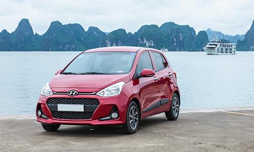 Hyundai Grand i10 lắp ở Việt Nam – những khác biệt với bản nhập khẩu