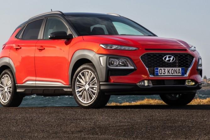 Giá xe Hyundai Kona khởi điểm từ 560 triệu đồng, rẻ hơn Mazda CX-3