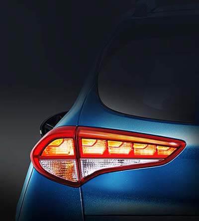Đèn hậu LED 3D