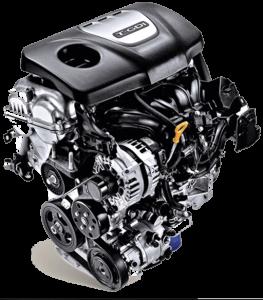 Động cơ Gamma 1.6L T-GDI cho công suất 177