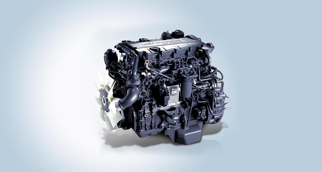 D4DD (TCi) 140 ps / 2,800 rpm