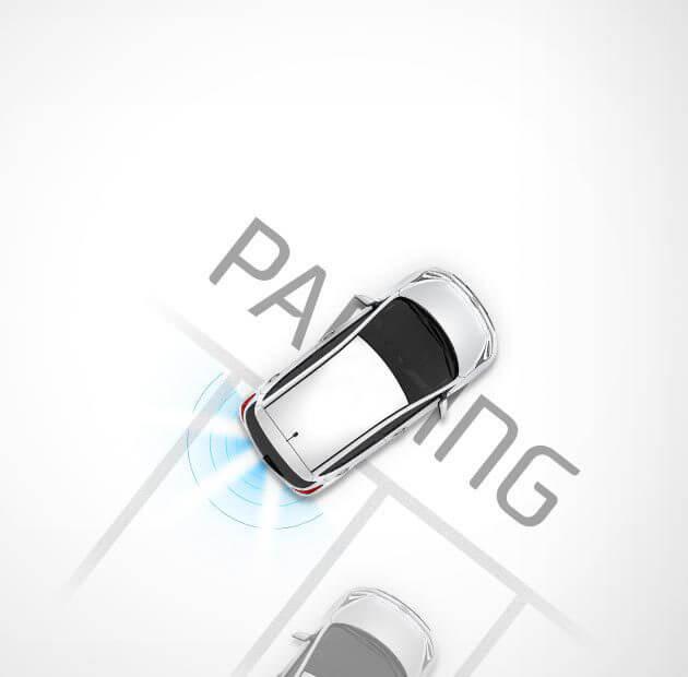 Hệ thống hỗ trợ đỗ xe RPAS