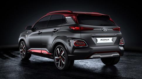 Hyundai Kona vinh nghệ an