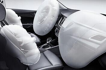 Hệ thống an toàn 6 túi khí