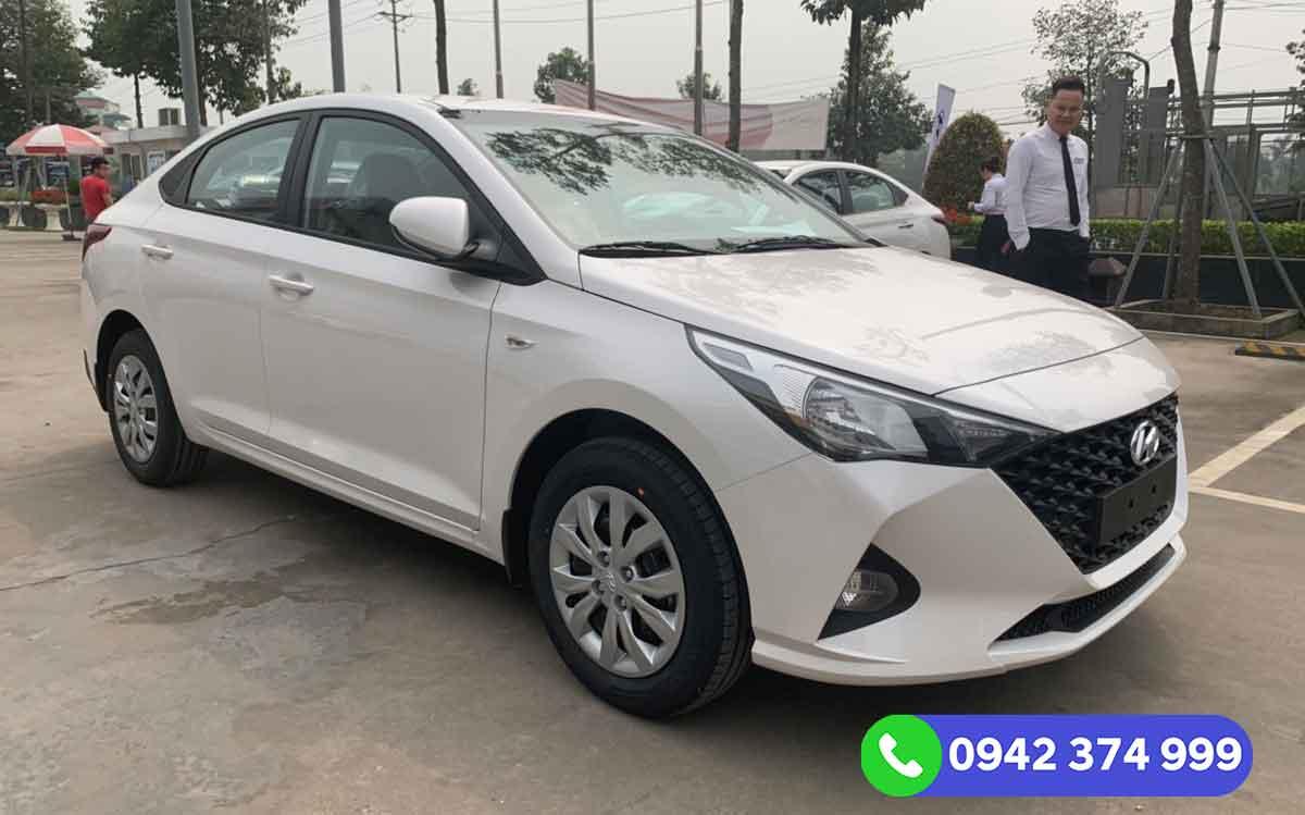 Hyundai Accent 2021 1.4 MT tiêu chuẩn