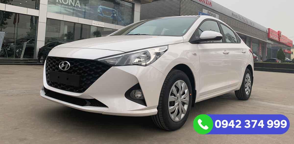 Hyundai Accent số sàn bản tiêu chuẩn