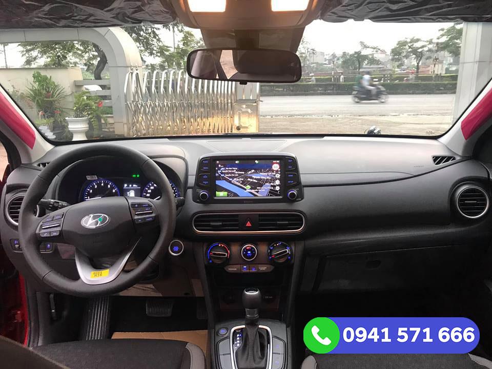 Hyundai Kona 2.0 At tiêu chuẩn trẳng