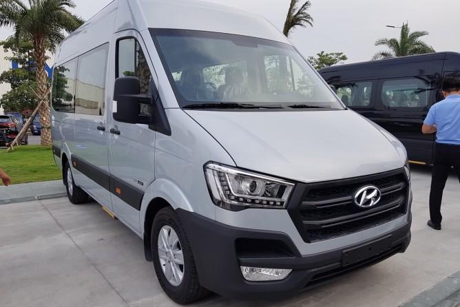 Giá xe Hyundai Solati tại Vinh Nghệ An
