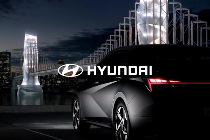 Hyundai vừa công bố những hình ảnh mới nhất về Hyundai Elantra thế hệ thứ 7