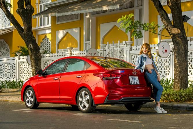 """Mẫu xe nào của Hyundai """"ăn khách"""" nhất tại thị trường Việt Nam?"""