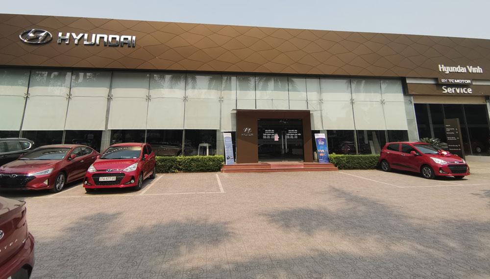Hyundai Vinh Nghệ An