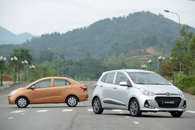 Bảng giá lăn bánh Hyundai Grand I10 tại Hyundai Vinh Nghệ An