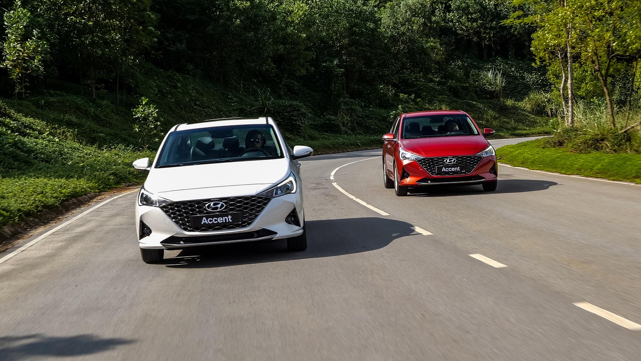 Hyundai Vinh giới thiệu Hyundai Accent 2021 giá từ 426,1 triệu đồng Hyundai-accent-2021-9