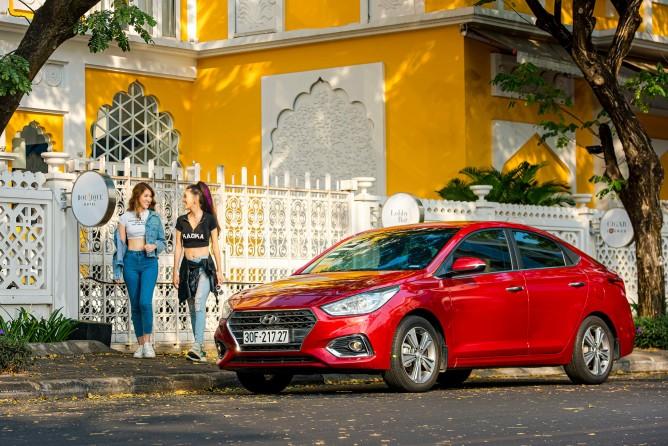 Giá xe Hyundai Accent 2020 mới nhất tại Vinh Nghệ An