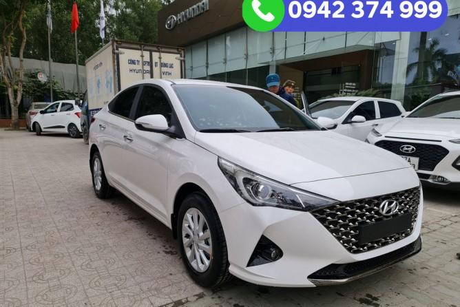 Giá xe Hyundai Accent 2021 mới nhất tại Vinh Nghệ An