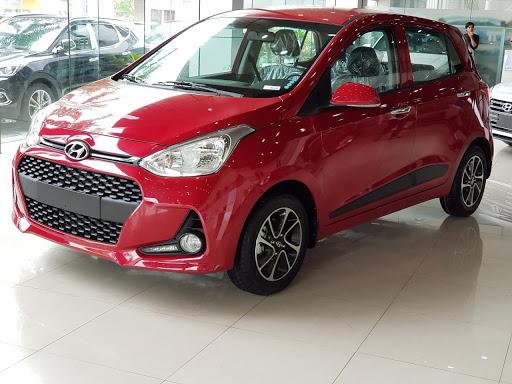 Bảng giá xe Hyundai Grand I10 2021 tại Hyundai Vinh Nghệ An