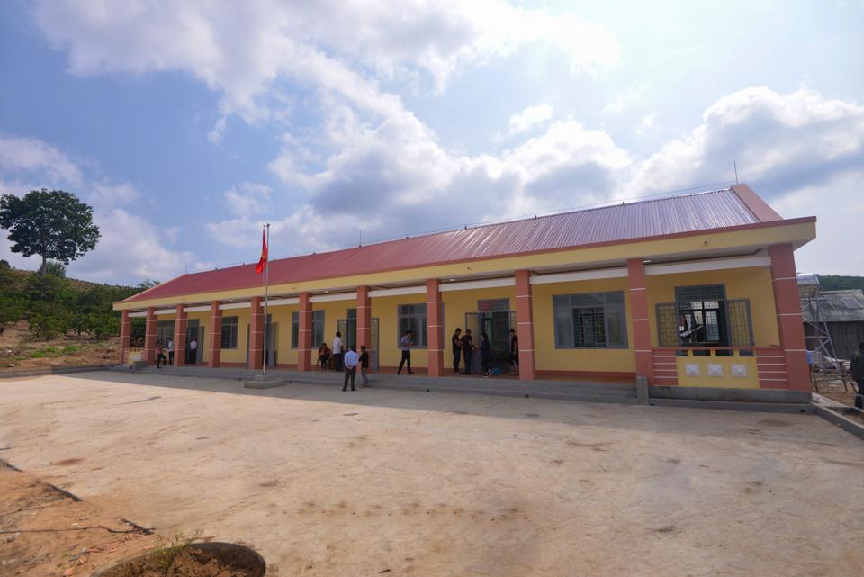 trường tiểu học La Văn Cầu tỉnh Đăk Nông