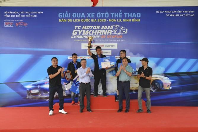 CÔNG BỐ KẾT QUẢ CHUNG CUỘC GIẢI ĐẤU TC MOTOR GOC 2020