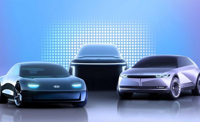 Hyundai sẽ sản xuất xe điện ở Singapore