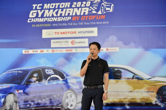 KHAI MẠC GIẢI ĐUA XE TC MOTOR GYMKHANA CHAMPIONSHIP BY OTOFUN 2020