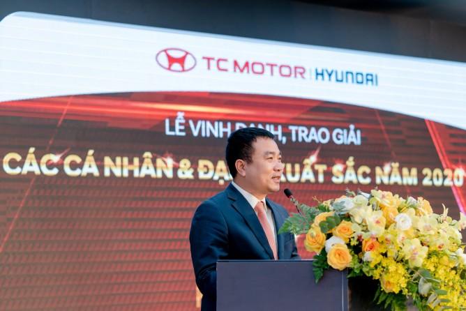 TC MOTOR VINH DANH NHỮNG CÁ NHÂN VÀ ĐẠI LÝ XUẤT SẮC NHẤT 2020